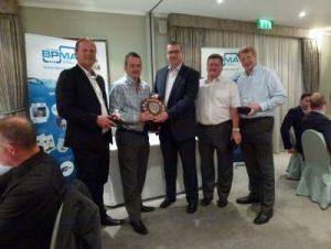 British Pump Manufacturers Association golf tournament
