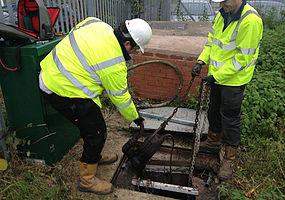 sewage pump breakdown