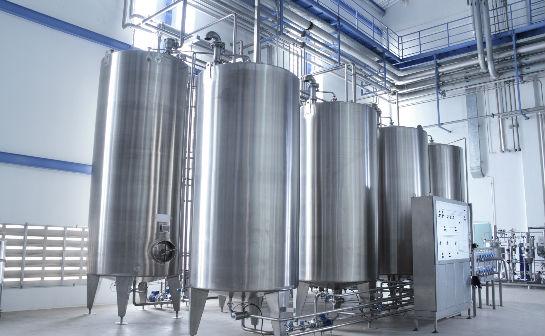 water tank chlorination