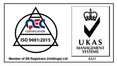 new certification logo